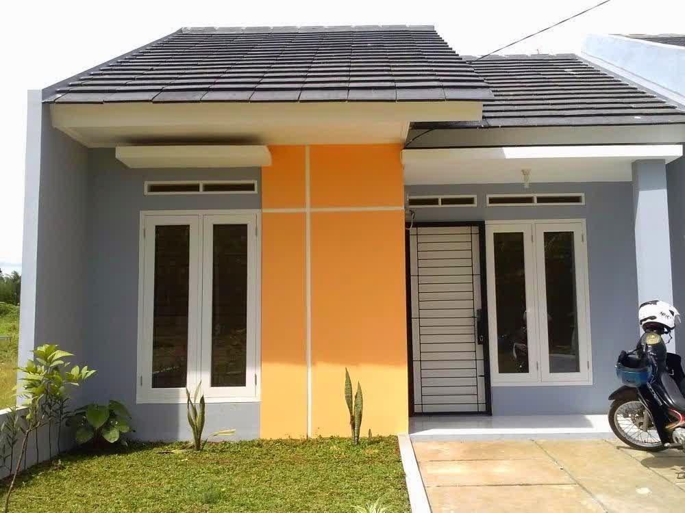 Rumah Minimalis Sederhana Tipe 36