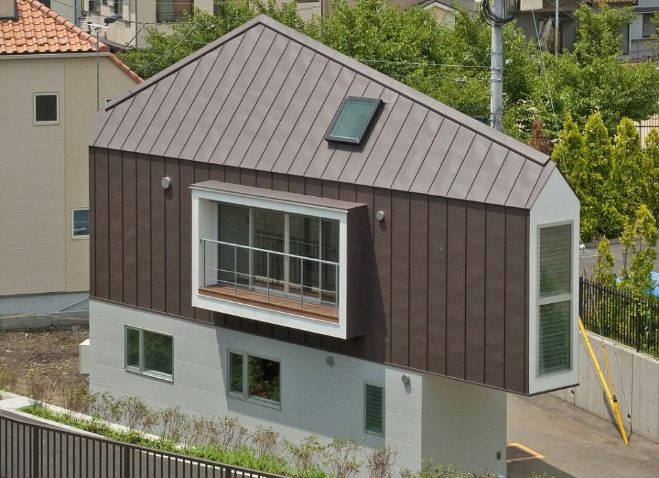 Rumah Unik Triangular