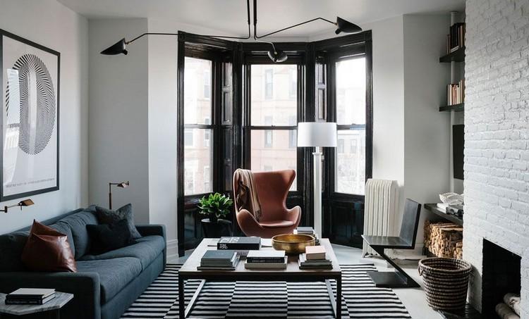Desain interior rumah kontemporer