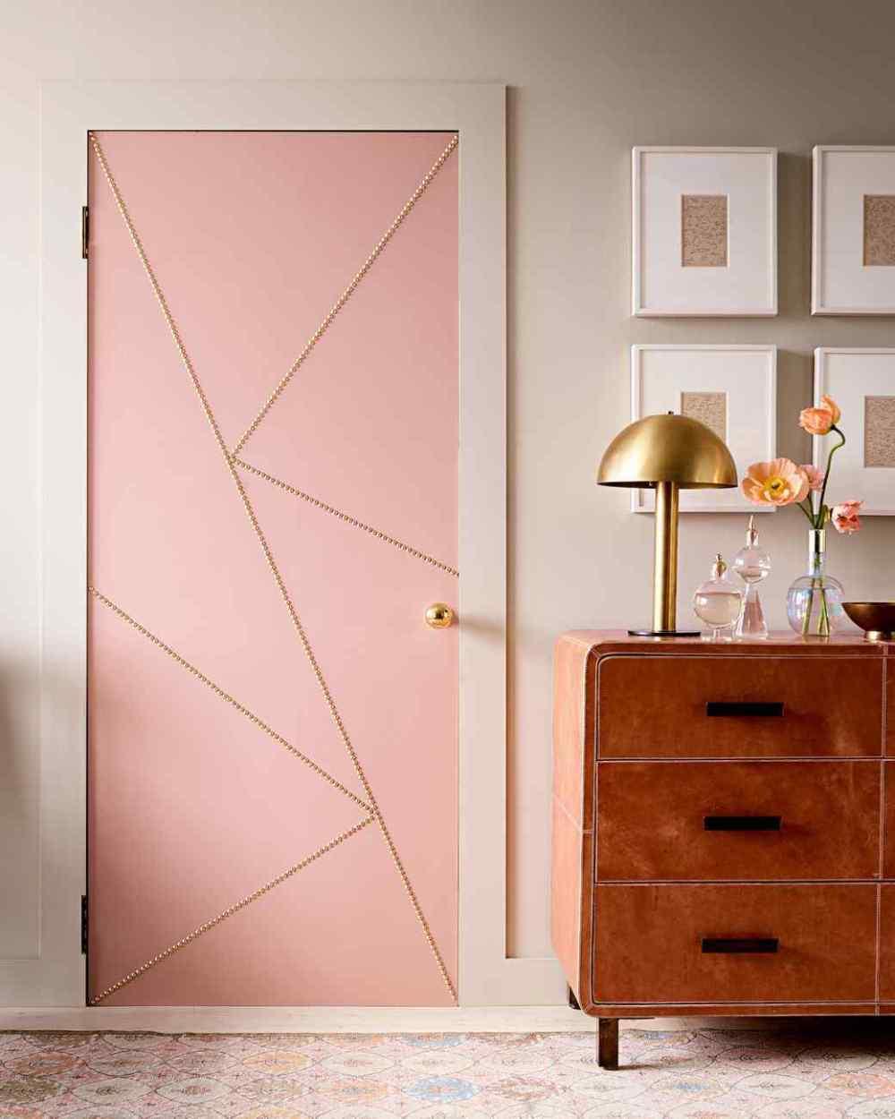 pintu desain rumah modern
