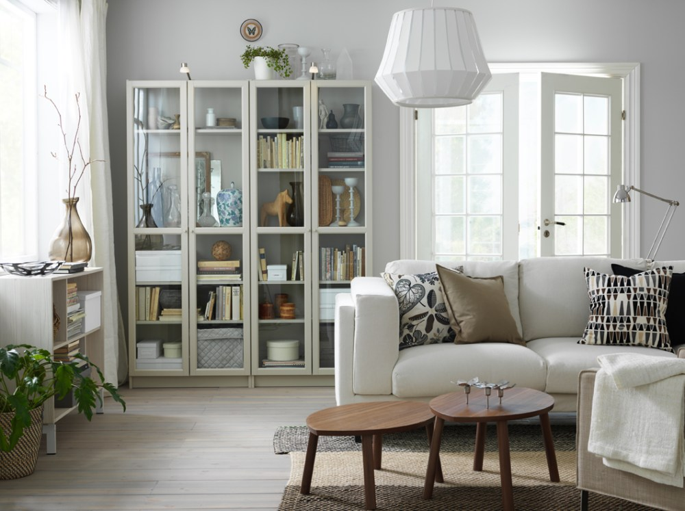 simple home decoration bookcase
