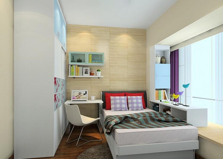 Desain kamar minimalis untuk pelajar