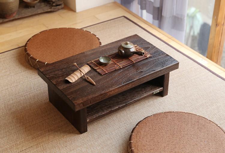 Chabudai Interior Rumah Jepang