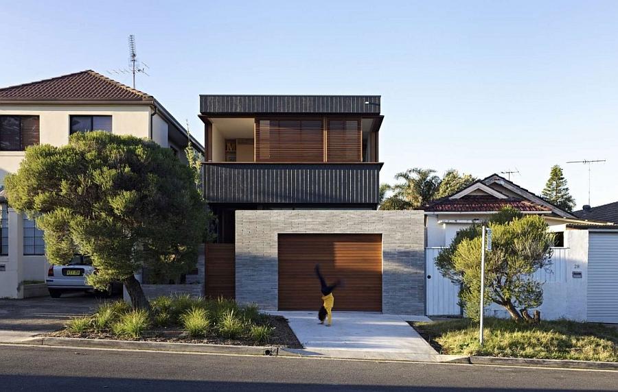 Fasad Rumah Kontemporer
