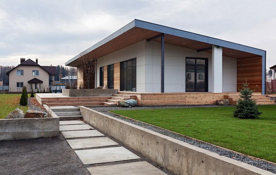 10 Tipe Fasad Rumah Untuk Arsitektur Modern