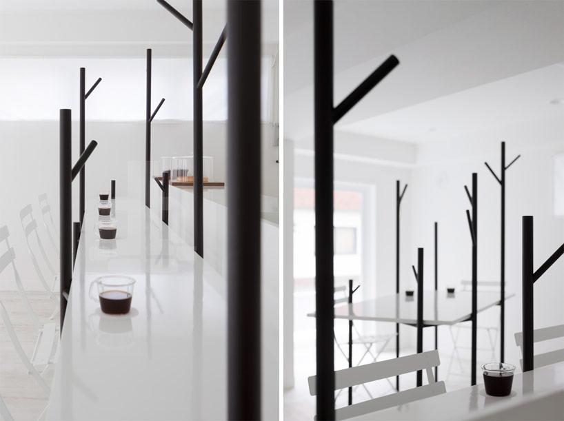 Interior Cafe Ki Jepang