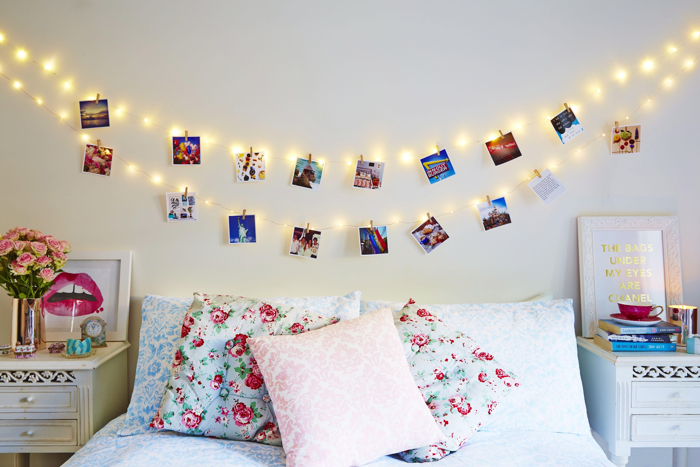 Sulap Kamarmu Jadi Luar Biasa Dengan Lampu Tumblr