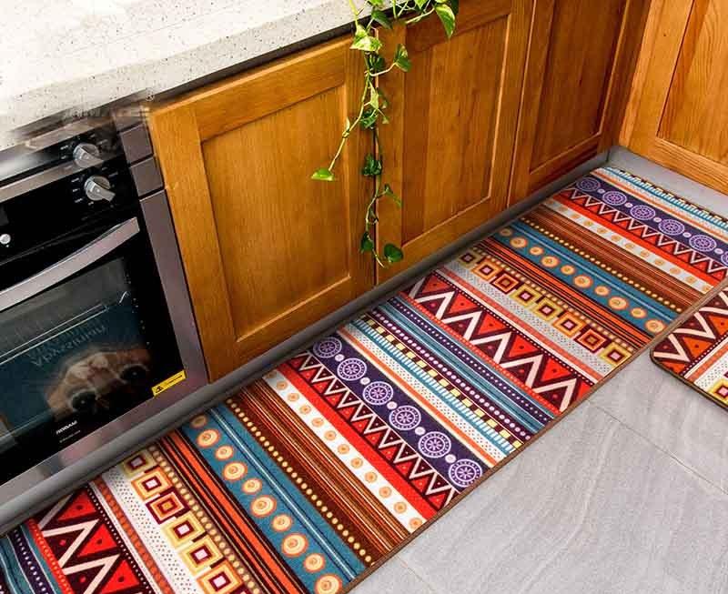 Lantai Keramik Karpet