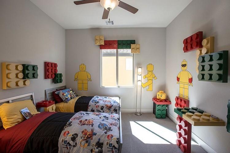 kamar anak lego