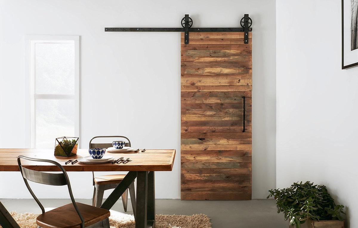 6 Jenis Pintu Geser yang Bisa Buat Rumah Terlihat Luas