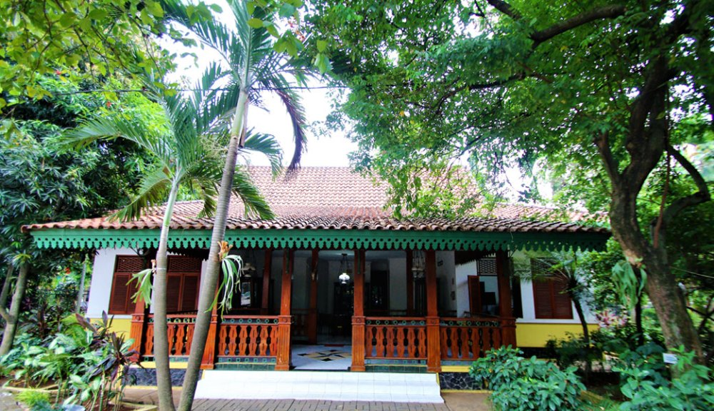 Rumah Betawi Gudang