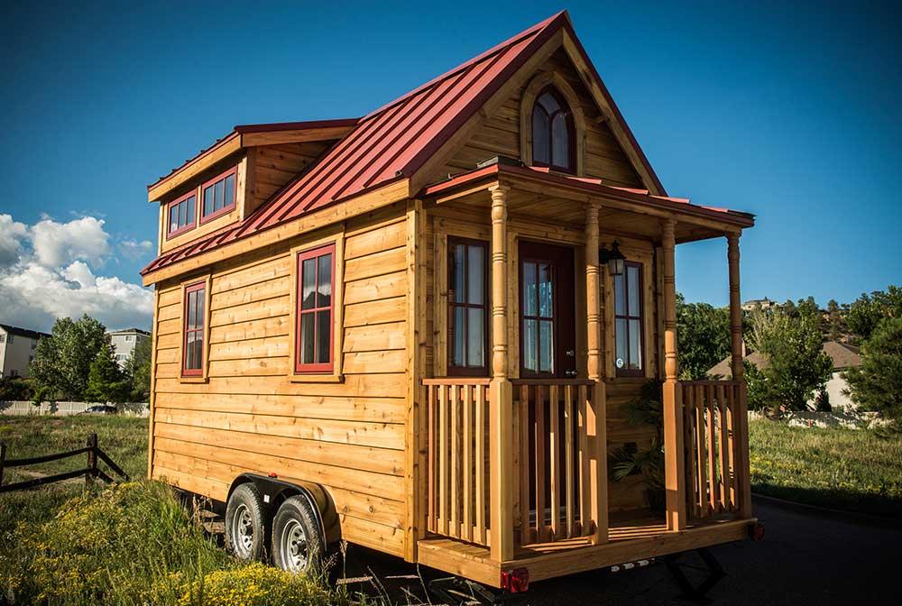 Rumah Terkecil Di dunia Tumbleweed