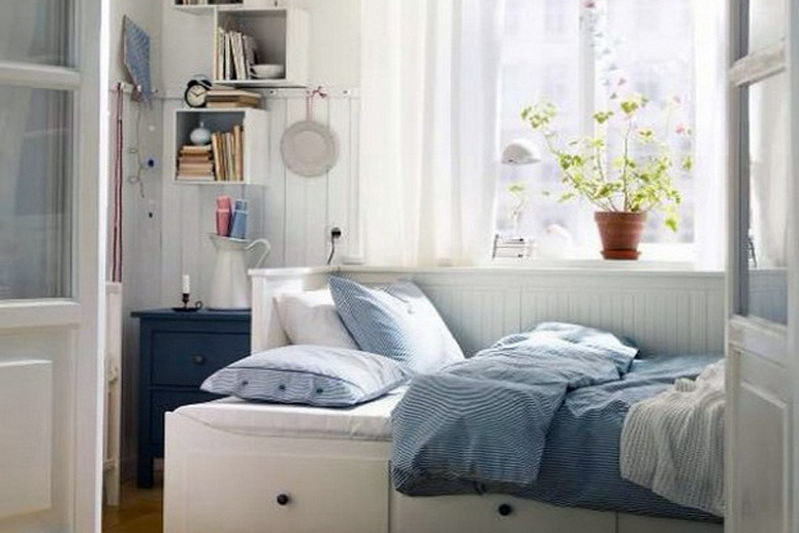 10 Cara Menghias Kamar Tidur Yang Sempit
