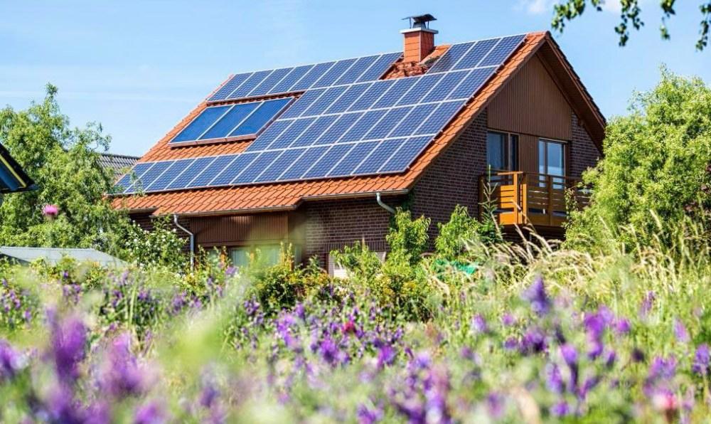 Rumah Ramah Lingkungan Hemat Energi