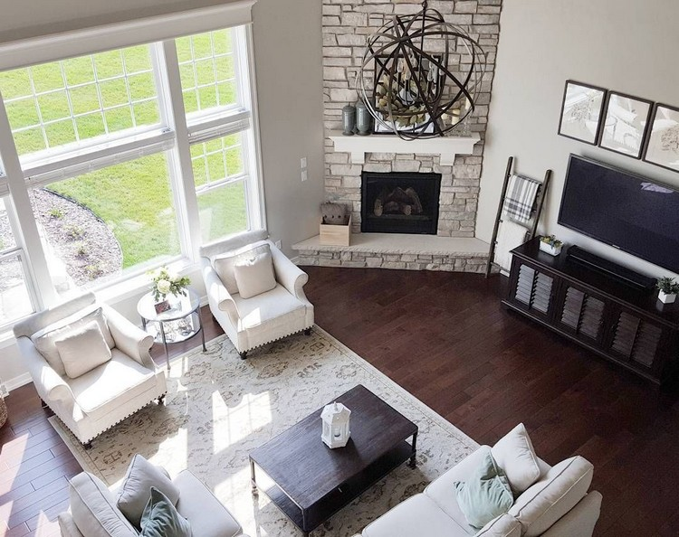 Memilih aksesoris rumah yang ukurannya sesuai dengan luas ruangan