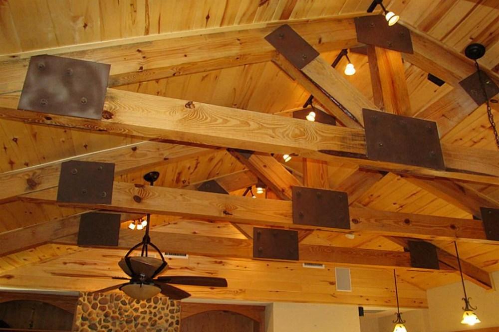 55 Gambar Desain Plafon Rumah Dari Bambu Yang Bisa Anda Contoh Unduh