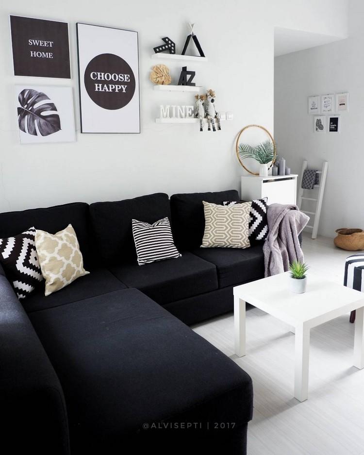 Ruang Tamu Rumah Kecil Minimalis