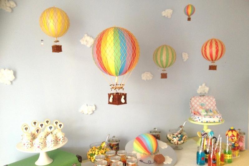 Hiasan Balon Udara