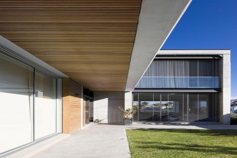 Arsitektur Modern Elemen Kaca