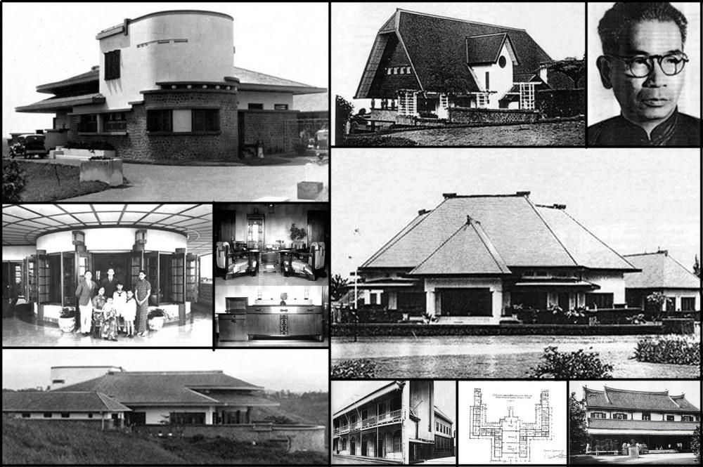 Arsitektur-Modern Liem Bwan Tjiie