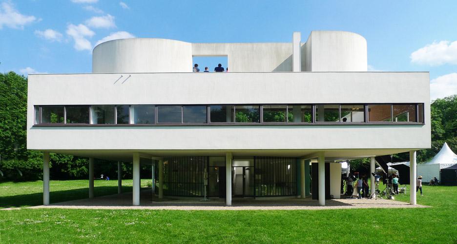 Arsitektur Modern Vila Savoye
