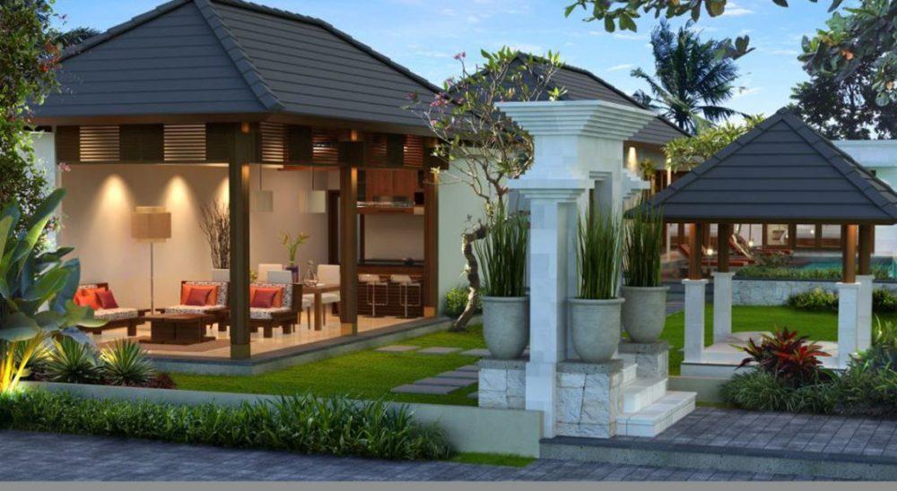 Harmonisasi Rumah Bali