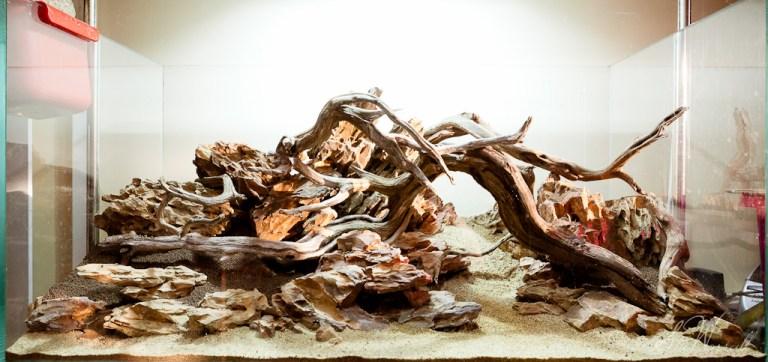 Hiasan Aquarium Ragam Driftwood