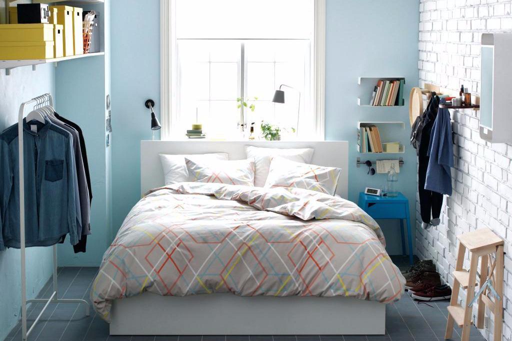 6 Dekorasi Kamar Tidur Untuk Ruangan Kecil