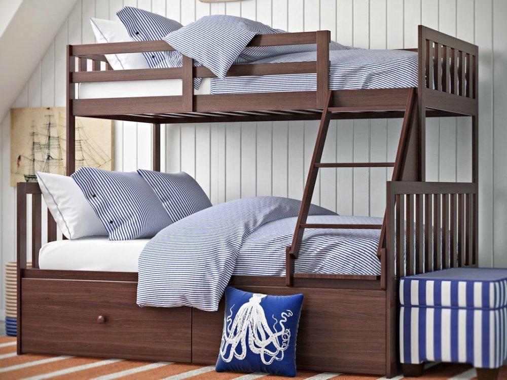 Gunakan Bunk Bedyang Kuat dan Aman Kamar Tidur