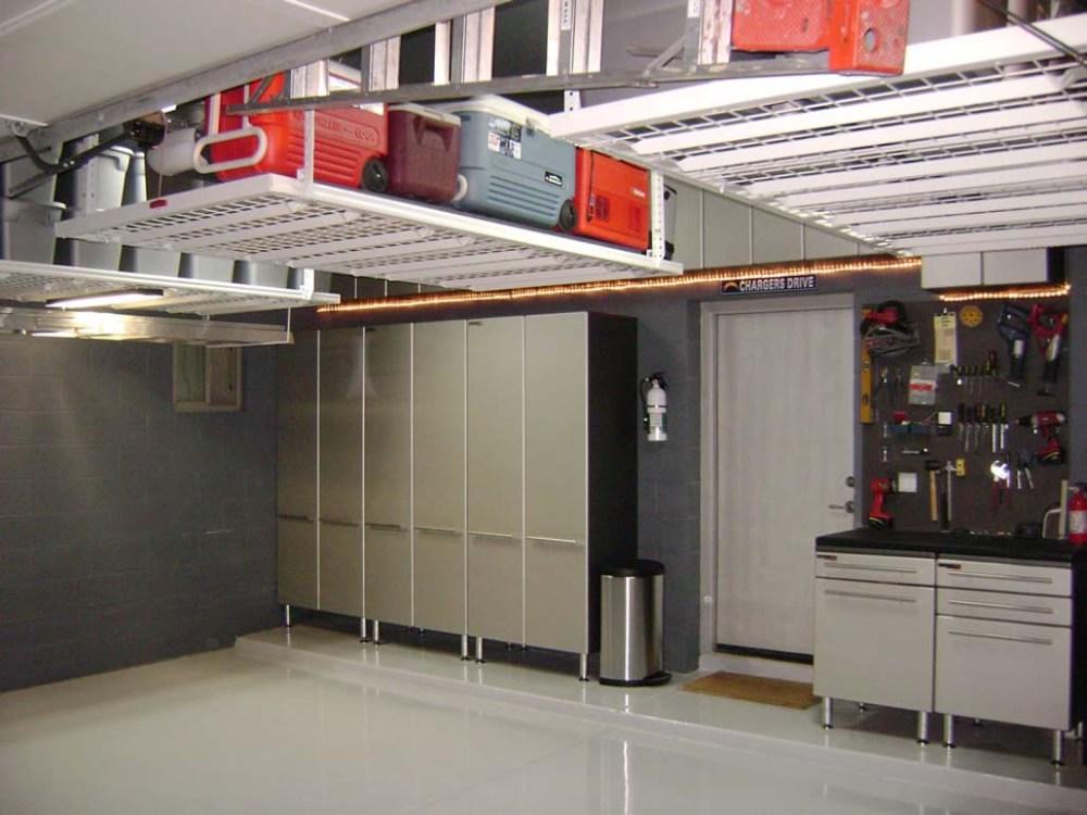 Overhead-Storage Garasi Mobil