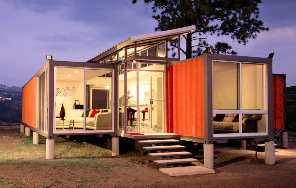 Custom Container Homes In Custom Container Homes Shipping Container House All Information