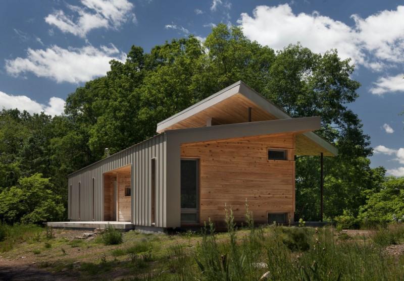 Rumah Minimalis Terbaru Ornamen Garis