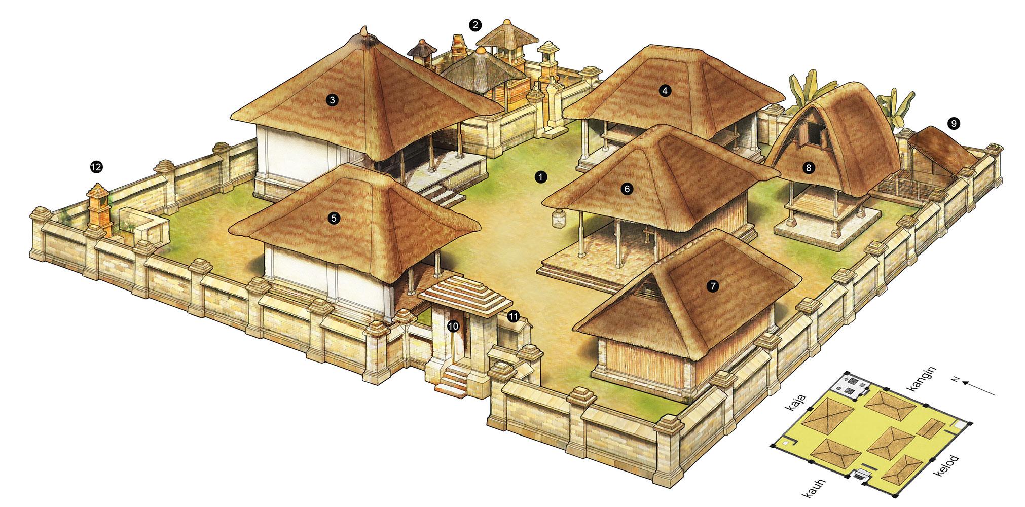 Apa Itu Rumah Bali Ini 8 Fakta Menarik Yang Belum Kamu Tahu