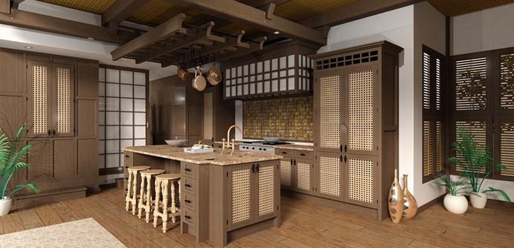 13 Model Dapur Bersih Ala Jepang Ini Pasti Bikin Kamu Kagum