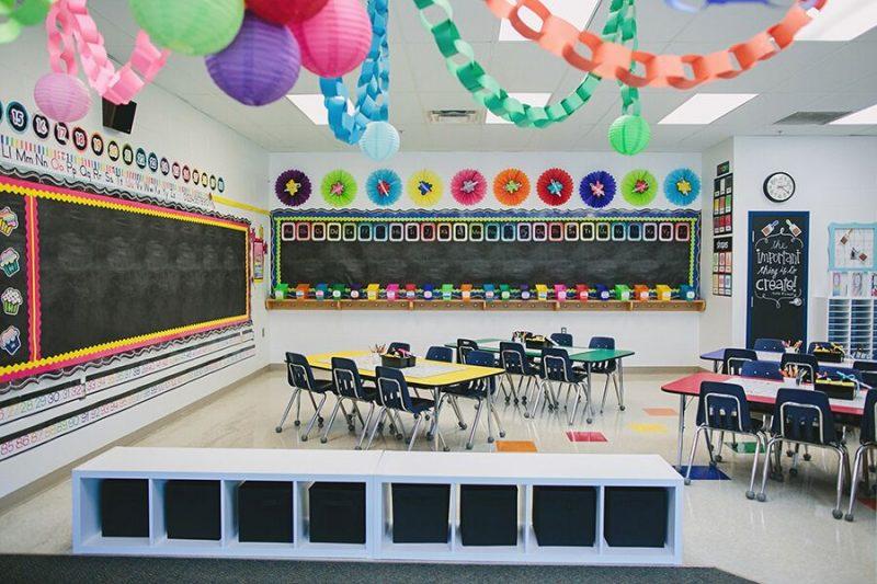 6 Ide Dekorasi Kelas Ini Bikin Suasana Belajar Makin Seru