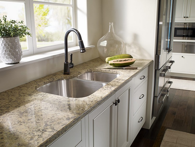 Kitchen Interior Countertopsilestoneusa.com