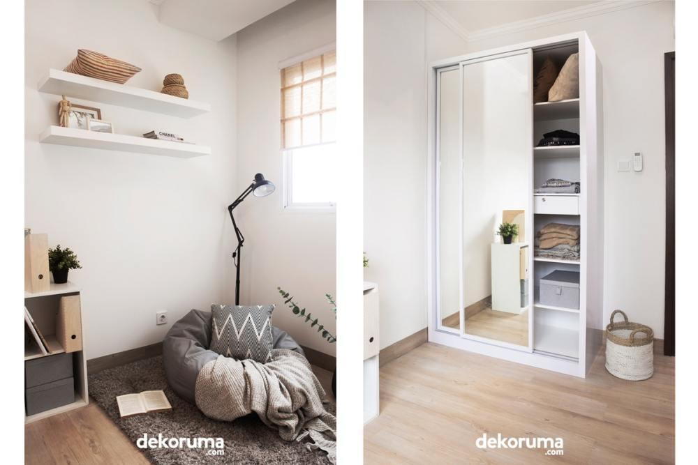 Menggunakan Perabotan Multifungsi di Kamar Tidur