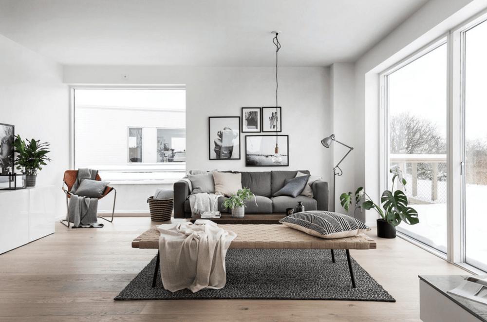 Hasil Programming Scandinavian Desain Interior