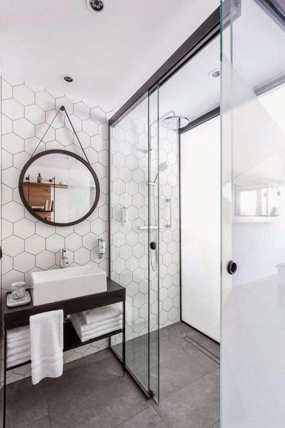 6 model kaca kamar mandi untuk kamar mandi yang lebih bersih