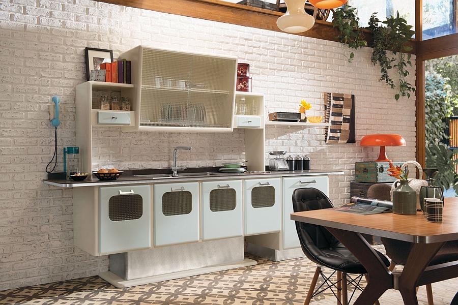 Furnitur Vintage Sebagai Fitur Utama Interior Vintage
