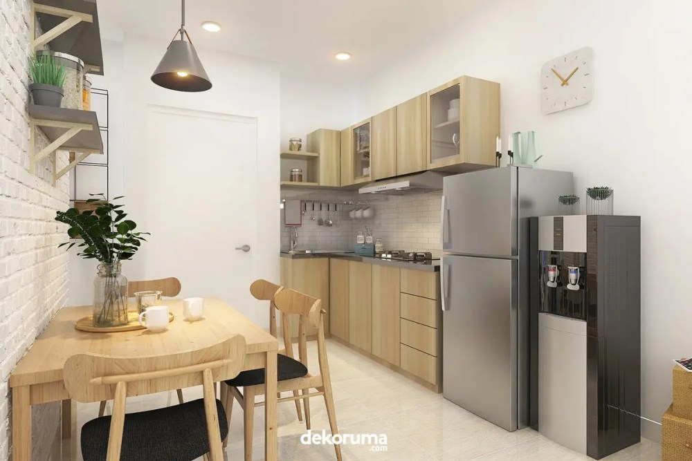 design interior skandinavia dapur