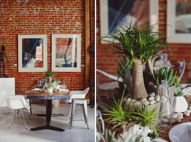 Dekorasi Pernikahan di Kafe
