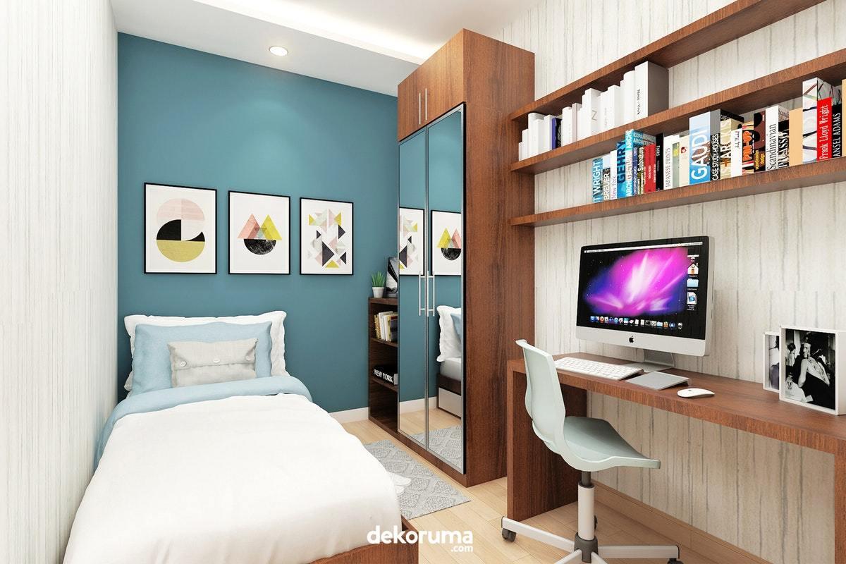 5 desain interior apartemen masa kini, dijamin kamu bakal betah!