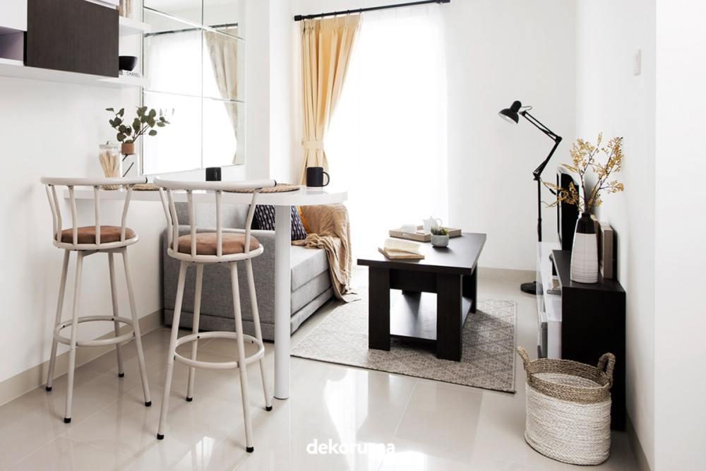 interior ruang keluarga minimalis