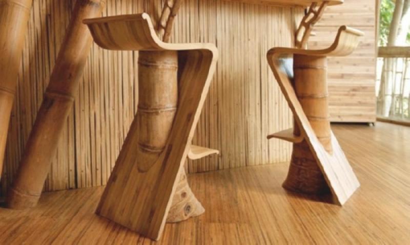660 Gambar Kursi Dan Meja Dari Bambu Gratis Terbaru