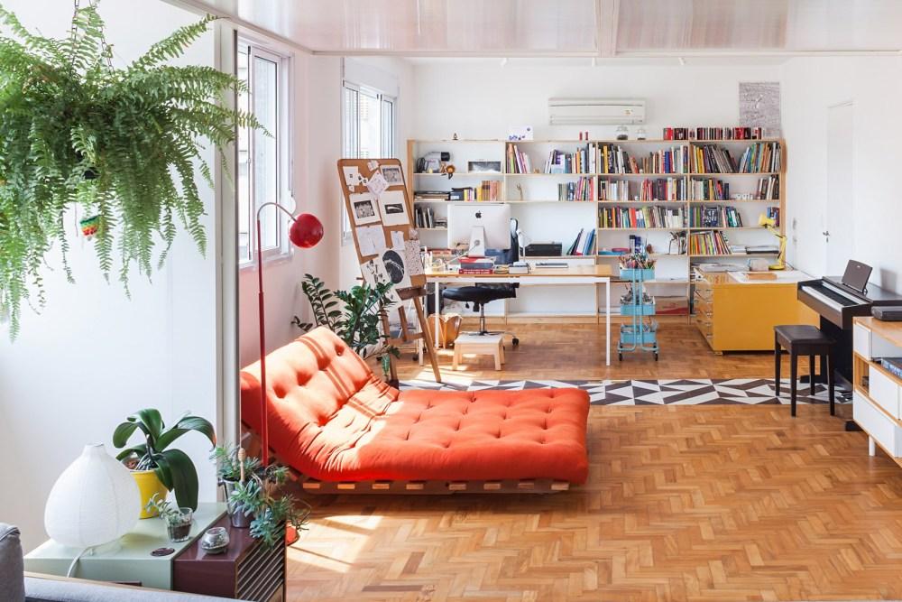 Interior Desain Retro