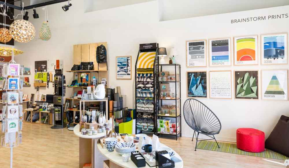 inspirasi desain toko kecil