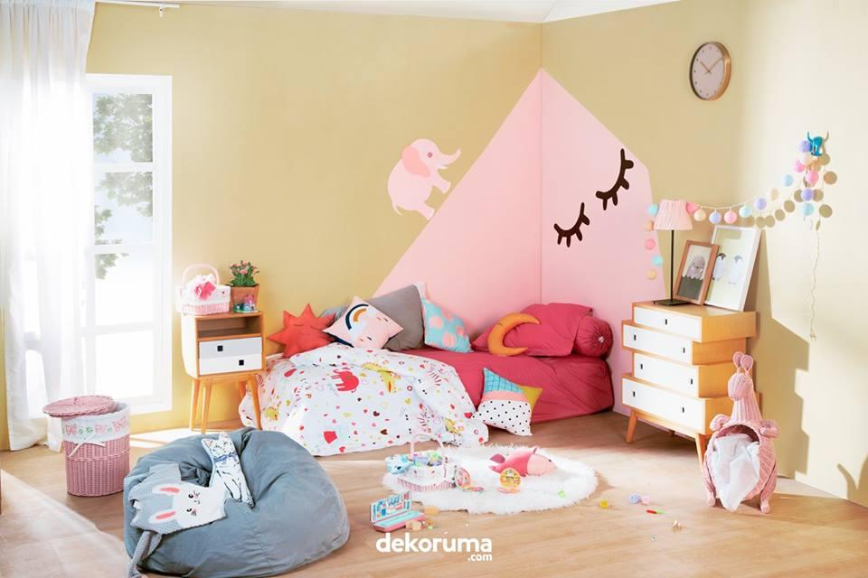 dekorasi kamar anak