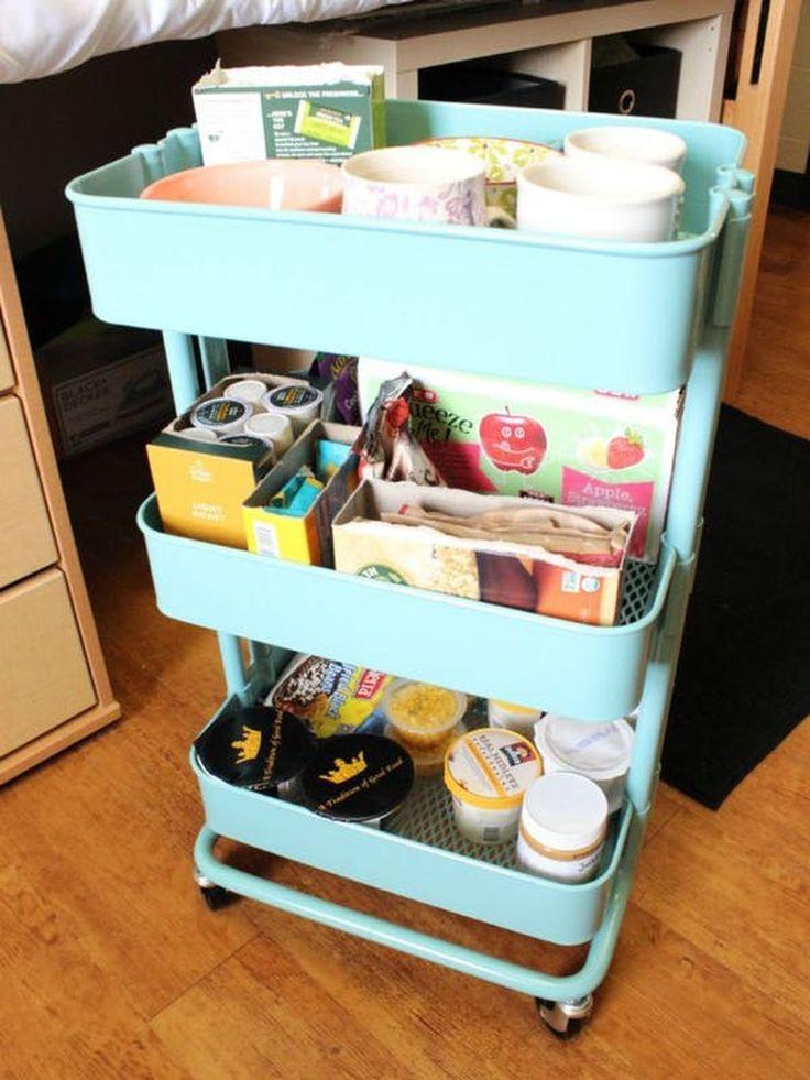 Rak Tahan Air untuk Area Dapur Kecil