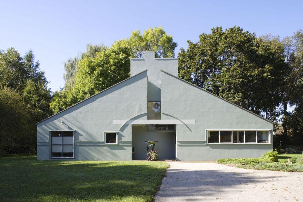 Arsitektur Post Modern Vanna-Venturi House